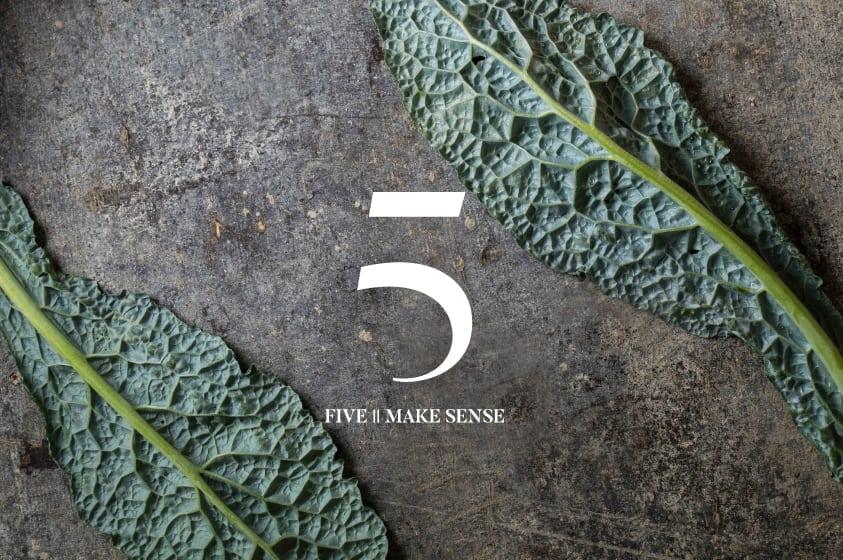 FIVE || MAKE SENSE